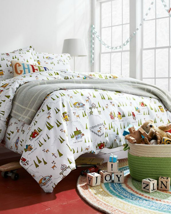 north pole sheets garnet hill pleasure in simple things