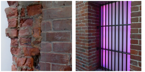 prison details at Liberty Hotel pleasure in simple things blog